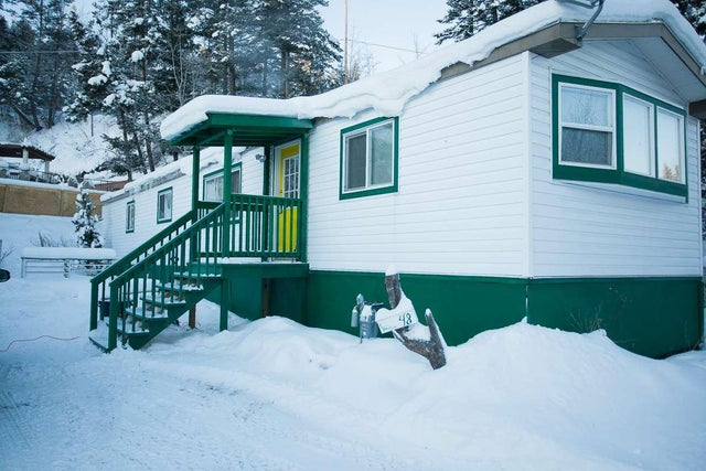 48 803 HODGSON ROAD - Williams Lake Manufactured Home/Mobile for sale, 2 Bedrooms (R2130826) #1
