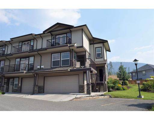 1 1880 HAMEL ROAD - Williams Lake Row / Townhouse for sale, 3 Bedrooms (R2198689) #1